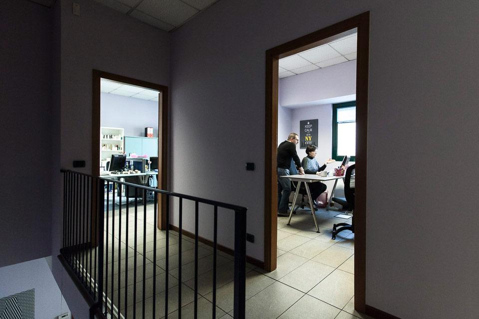 Biopackaging, Steba Srl, Etica e Stile, uffici