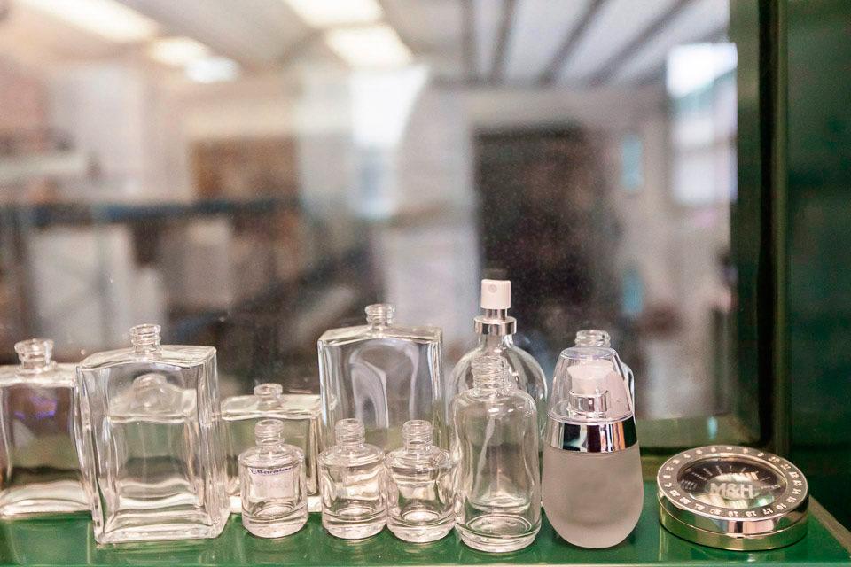 Serigrafia tampografia, Servizi Steba, packaging vetro