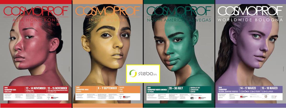 Steba partecipa a Cosmoprof 2019 fiera mondiale della bellezza
