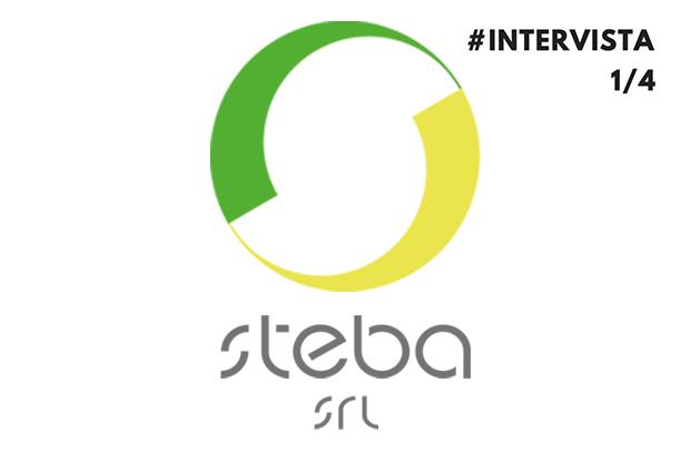 Storia Steba, intervista1, logo