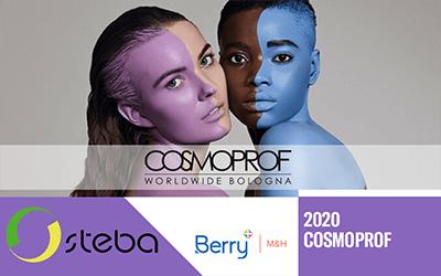 Steba partecipa a Cosmoprof 2020 Bologna