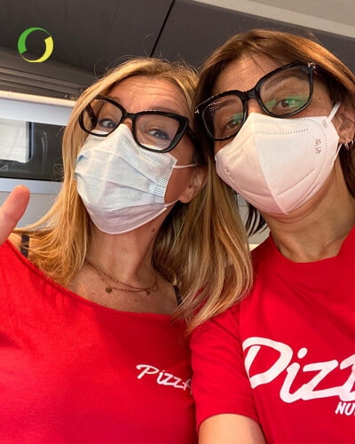 Steba accompagna PizzAut a Roma_low