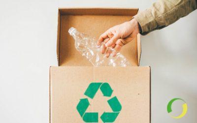 Lo smaltimento e il riutilizzo della plastica nei contenitori