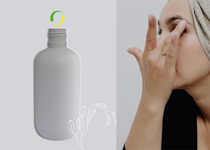 Packaging skincare Steba