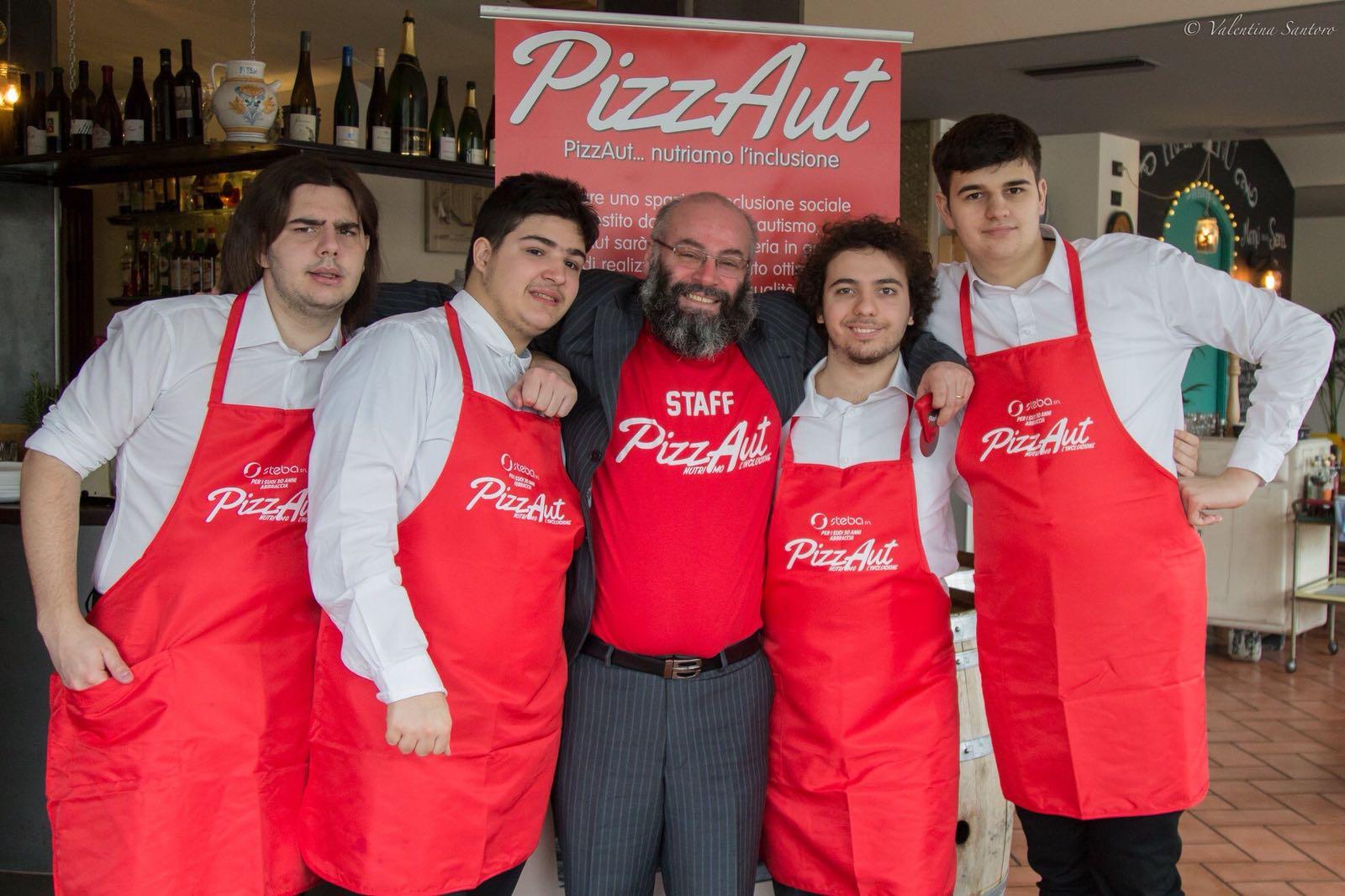 Steba per il sociale, PizzAut