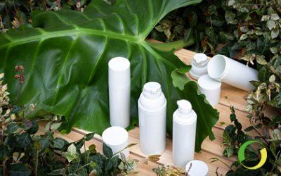 Steba e sostenibilità: ecco i nuovi flaconi airless in PP riciclato