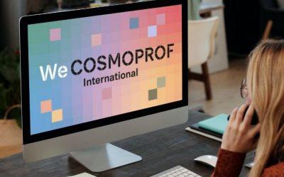 WeCosmoprof 2021 e il nuovo format in presenza della fiera beauty