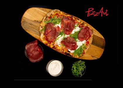 Un altro momento speciale con PizzAut: la pizza Steba e il saluto con Giuseppe Conte
